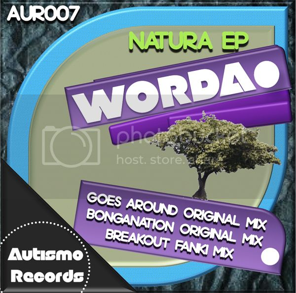 Worda - Natura EP [Autismo Records]