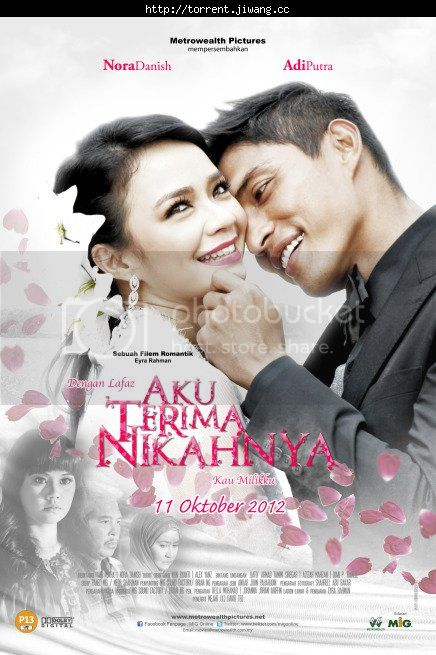 aku terima nikahnya 2012 poster - Aku Terima Nikahnya (2012) SDTVRip