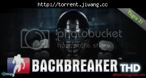 backbreaker cover - 