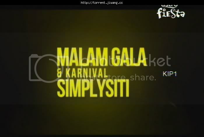 malam gala karnival simplysiti - 